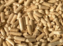 wood pellets biomass