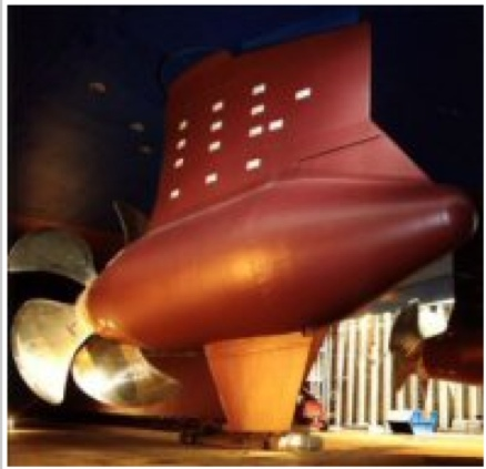 Azipod propulsion system