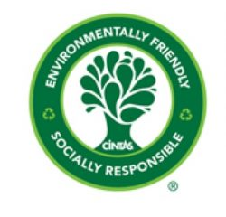 Cintas Sustainability Report: Energy Use From Laundry Halved