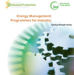 IEA Offers Guidance on Industrial Energy Management Policies