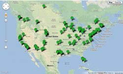 Online Map Shows Algae Biomass Facilities, Projects Worldwide