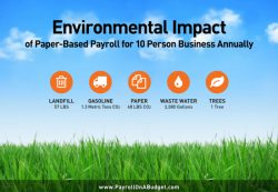 Paperless Payroll System Saves Money, Cuts GHGs