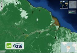 GSi, Ecometrica Monitor Global Carbon Changes