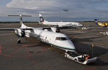 Alaska Air biofuel flights