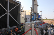 TurboFrac Produced Water Recycling Pilot