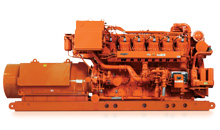 general electric gas engine