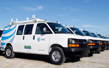 AT&T alternative fuel vehicle fleet