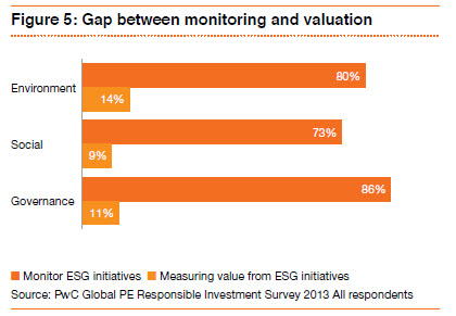 pwc survey on esg issues