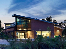 LEED Platinum Community Emergency Services Station