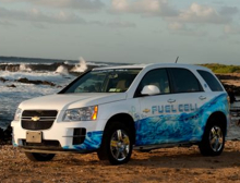 GM Equinox Fuel Cell
