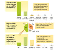 Only 42% of Firms' Boards Engaged in Sustainability Efforts