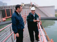 GE wastewater management