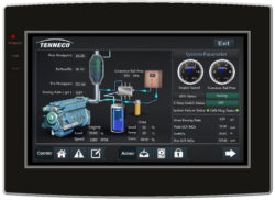 Tenneco Showcases Large Engine SCR System for Marine Applications