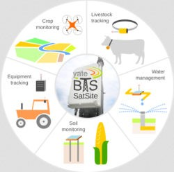Farmers Can Increase Efficiency Using IoT Applications