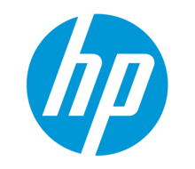 hp logo Environmental Leader