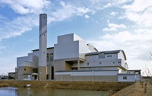 Yatomi waste-to-energy plant