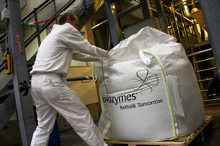Novozymes enzymes for ethanol industry