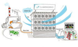 Climeworks Builds Commercial-Scale Carbon Capture Plant
