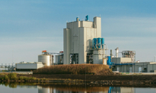 DuPont Cellulosic Ethanol Biorefinery