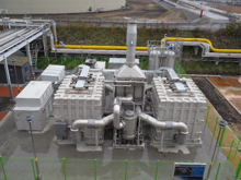 FuelCell Energy power plant