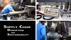 Supply Chain Disruptions and Sustainability