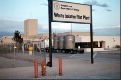 Energy Department Can't Find a Home for Nuclear Waste