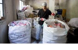 Plastic Bottle Recycling Plan Pits Coca-Cola Against Waste Giant Suez