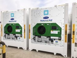 Refrigerated Containers Using CO2 Help Maersk Meet Environmental Targets, Comply with Emissions Rules