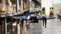 Can Fuel-Cell Powered Drones Make Supply Chains More Efficient?