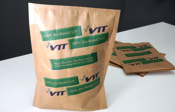 VTT packaging