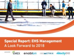 For Success: Avoid Pitfalls, Ask Questions, Follow These Steps, Says EHS Management Report