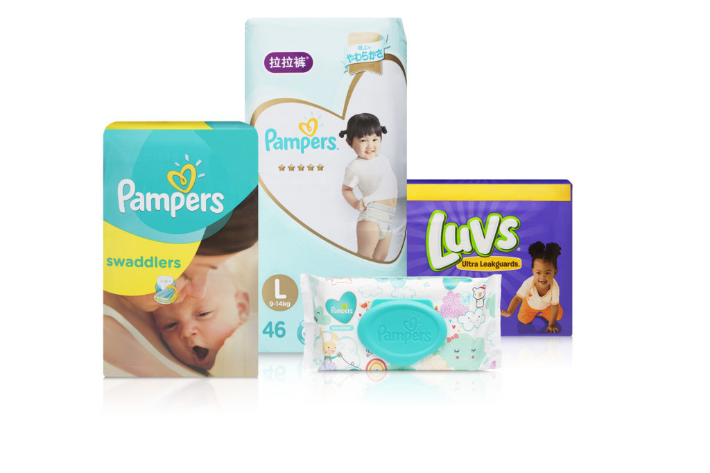 Procter Gamble Patent Hints At Recyclable Diapers Absorbent Products