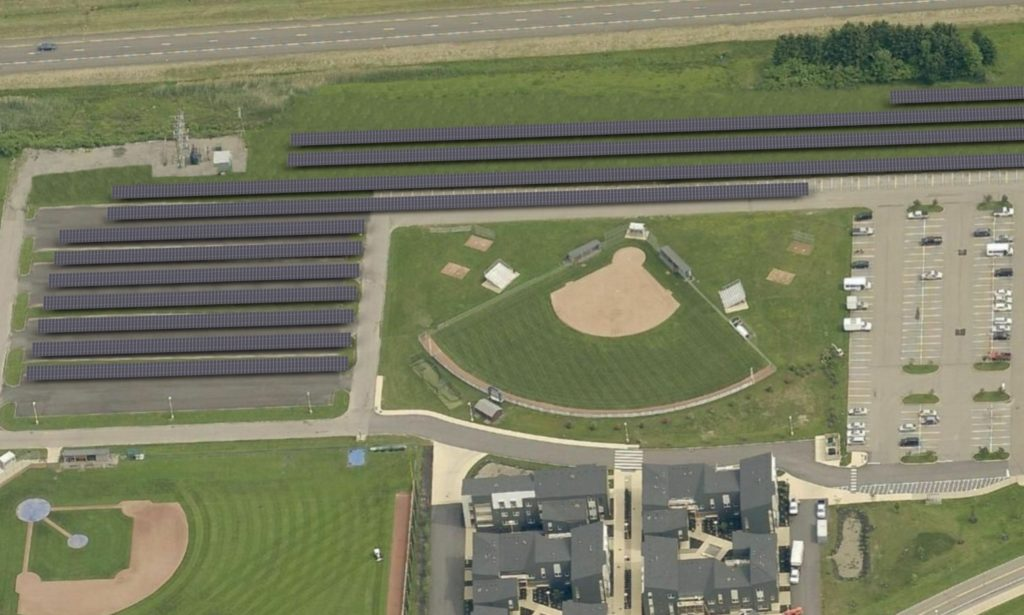 SUNY Fredonia Begins Construction on Solar plus Storage Project